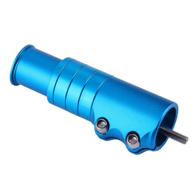 Alloy Handlebar Fork Stem Riser Bicycle Rise Up Extender Head Up Adaptor free shipping