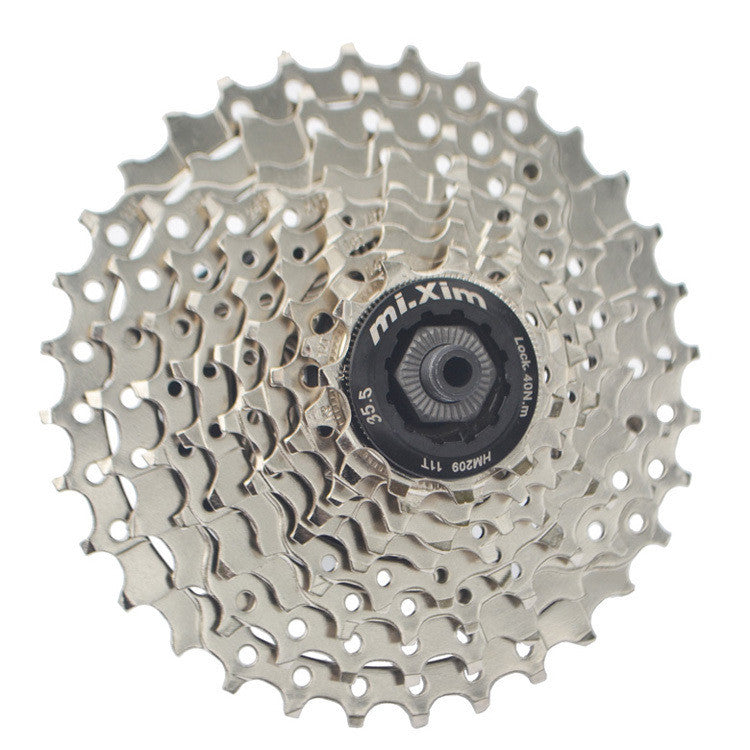 11T-36T MTB 10 Speed Card Type Flywheel Bicycle 30 Speed Cassette Freewheel Compatible for Shimano Sram Sunrace