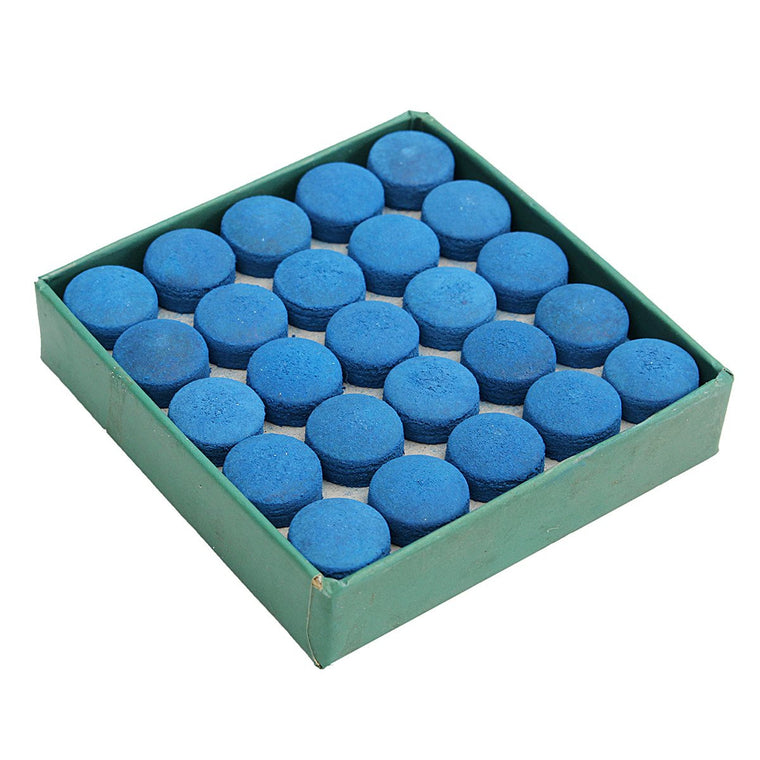 Box Of 50pcs Glue-on Pool Billiards Snooker Cue Tips 9mm 10mm 13mm