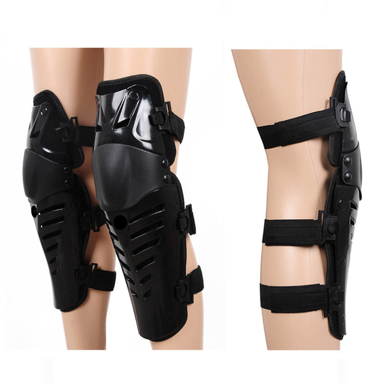 Protective kneepad Motorcycle Knee pad Protector Sports Scooter Motor-Racing Guards Safety gears Race brace