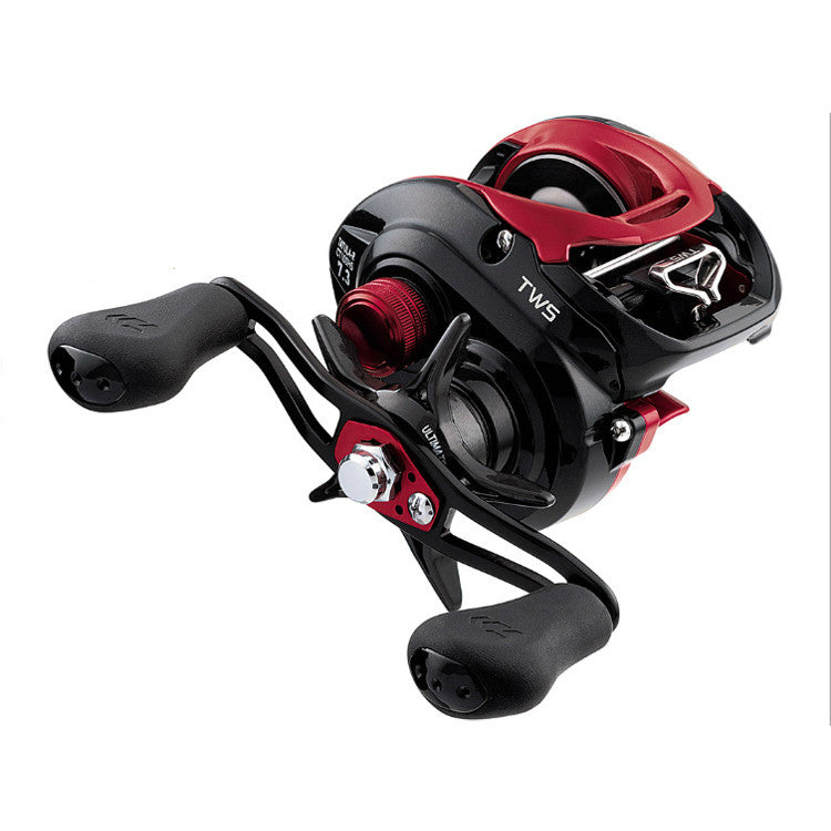 NEW DAIWA TATULA CT TYPE-R Bait Casting Fishing Reel TWS LOW PROFILE Reels