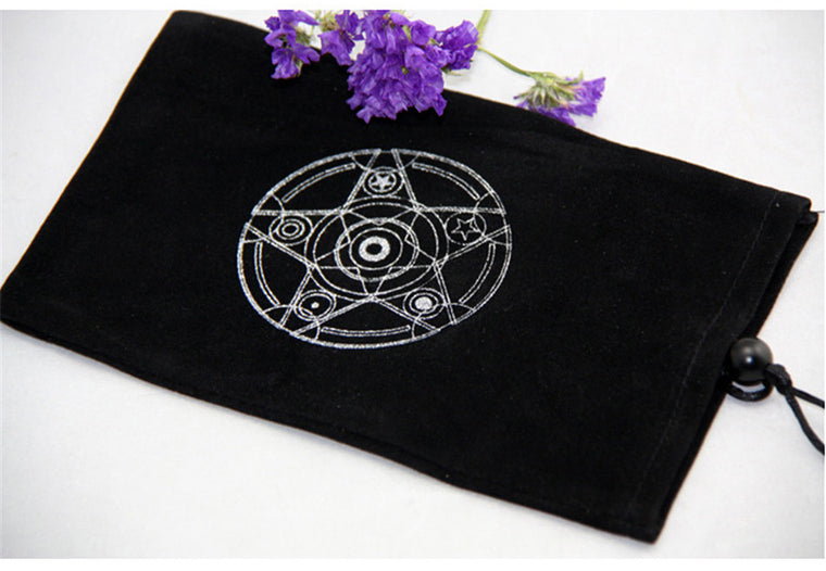 High Quality Durable Tarot Cards Bag Various Of Card-collecting Bag Card Game Bag Board Game Bag Storage Tarot Card Game Pocket