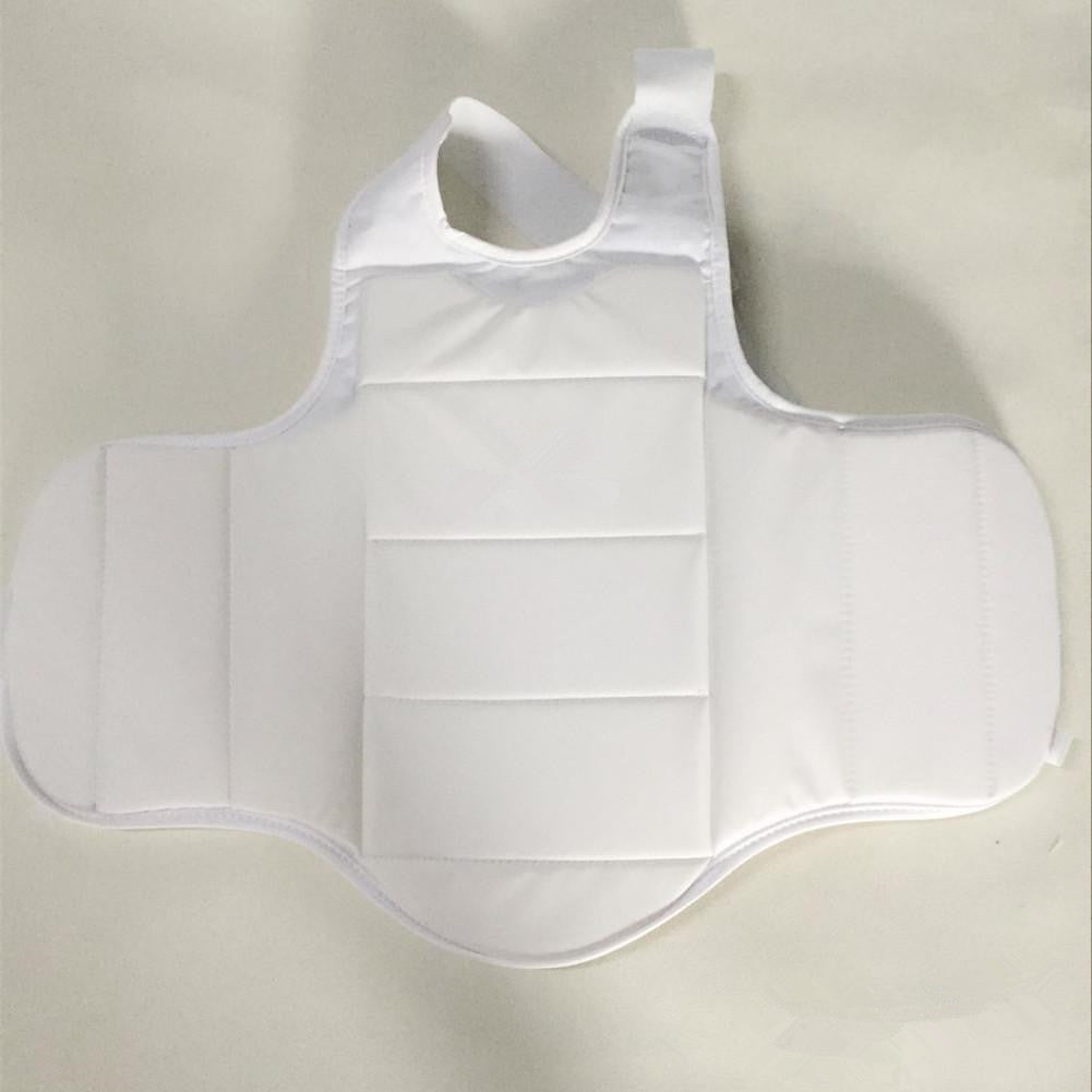 Karate Chest Protector Boxing Chest Guard  WKF AKF Approved Protection Equipment