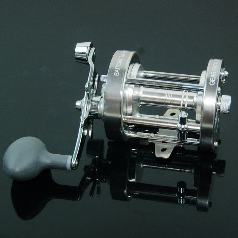 MingYang CL90A full metal trolling fishing reel super drag 40kg left/right handed free shipping