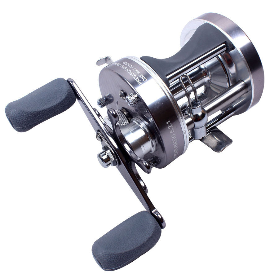 fishing reel trolling reel 7 bearing full metal fishing reel right hand 295g