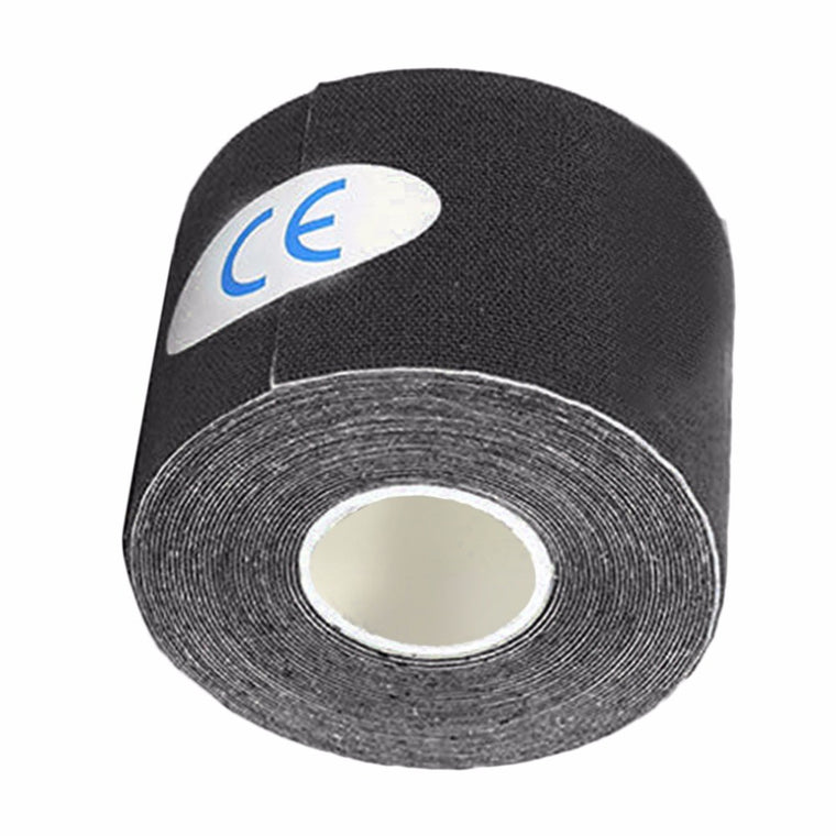 Top quality 5m 5cm Elastic Sport Athletic Kinesiology Bandage Tape Tex Medical Muscles Care
