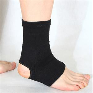 1Pair Nylon Sports Ankle Support Football Basketball Badminton Sport Protection Bandage Elastic Ankle Sprain Brace Guard Protect