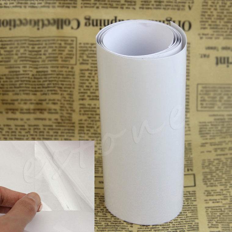 New Bike Bicycle Frame Protector Clear Wear Surface Tape Film -60 To +120 degree 1M
