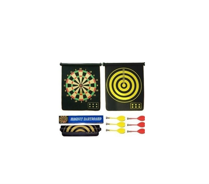 darts suit 17inch double-sided professional dartboard set darts board flocking darts