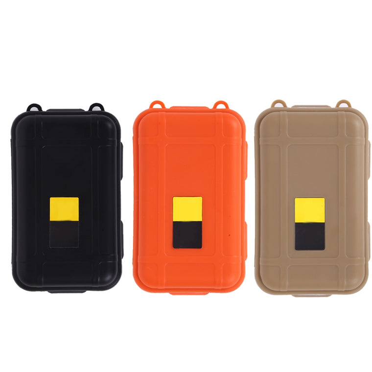 Plastic shockproof Box Outdoor Shockproof Waterproof Airtight Survival Storage Case Container Carry Safety & Survival Tools