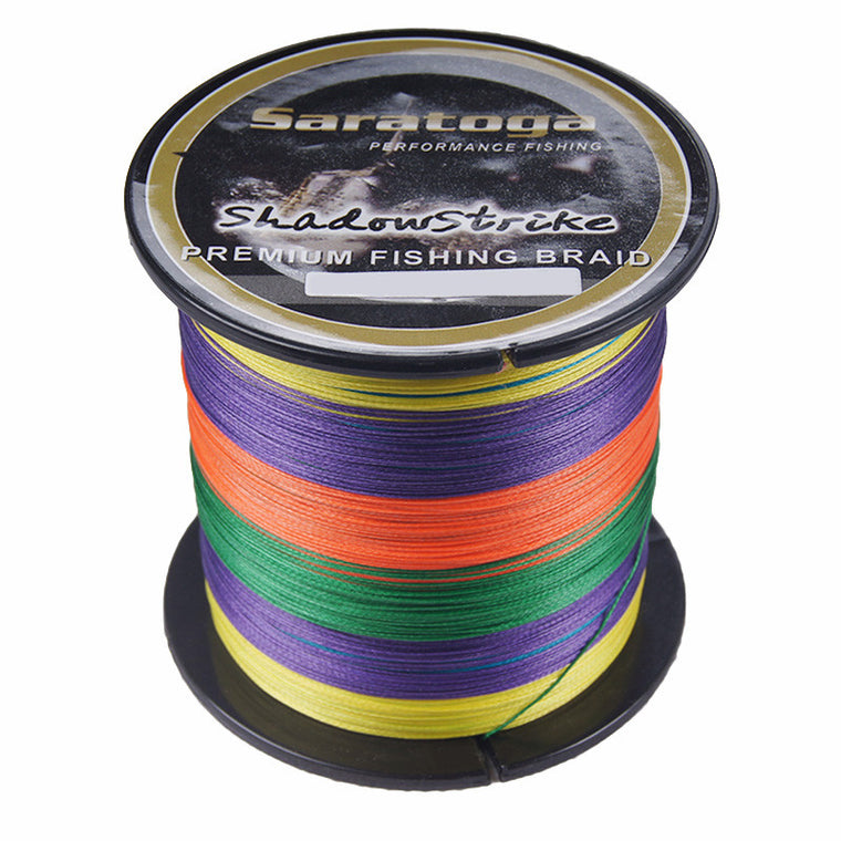 """Saratoga"" Strands 300m 100LB 130LB 150LB 200LB 250LB 300LB PE Braided Fishing Line Multifiament Fishing Wire"