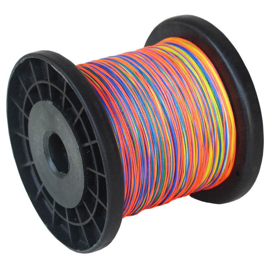 Strong Braided Fishing Line 500m 8 Strands Super PE Braid Line Multifilament Fishing Line Multifilamento de linha de  500 m