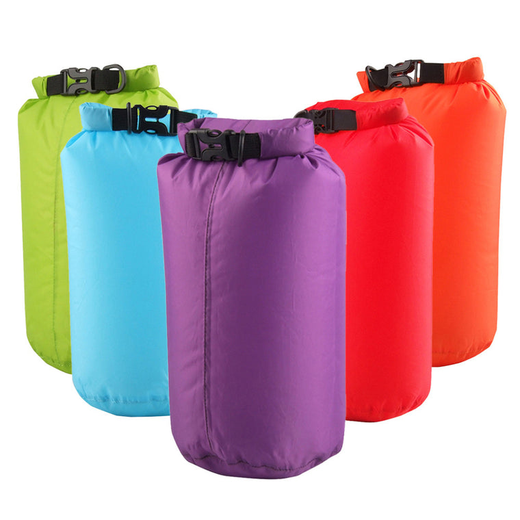 Swimming Bag Waterproof 8L Large Capacity  Canoe Diving Camping Hiking Backpack Dry Bag Pouch Water Sports Practical Bags