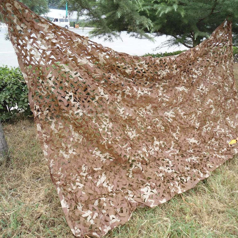 VILEAD 9 Colors 2M*7M hunting Camouflage Netting Camo net for military base camping sun shelter outdoor military shelter