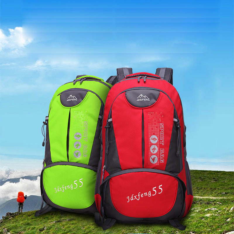 Climbing Bags Outdoor Backpack Climbing Backpack Sport Bag Camping Backpack Capacity Travel Bag Mountaineering Knapsack