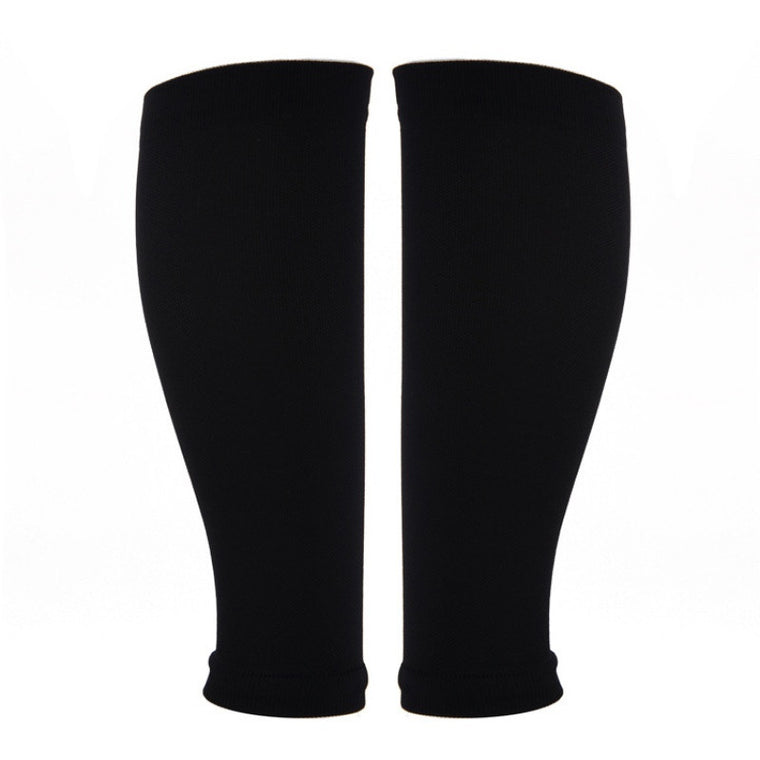 1 Pair  Outdoor Support Leg Sleeve Sports Socks Exercise Compression Graduated Outdoor Exercise Calf Support High Quality