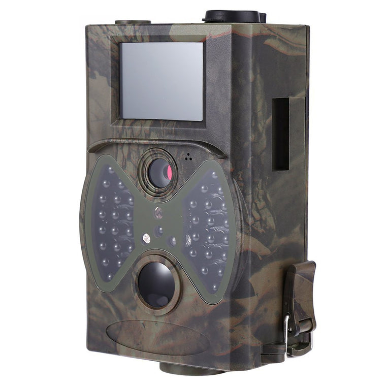 12 kinds of language HC-300A 12MP Hunting Camera IP54 waterproof Camera Wildlife Scouting Digital Infrared Trail Hunting Camera