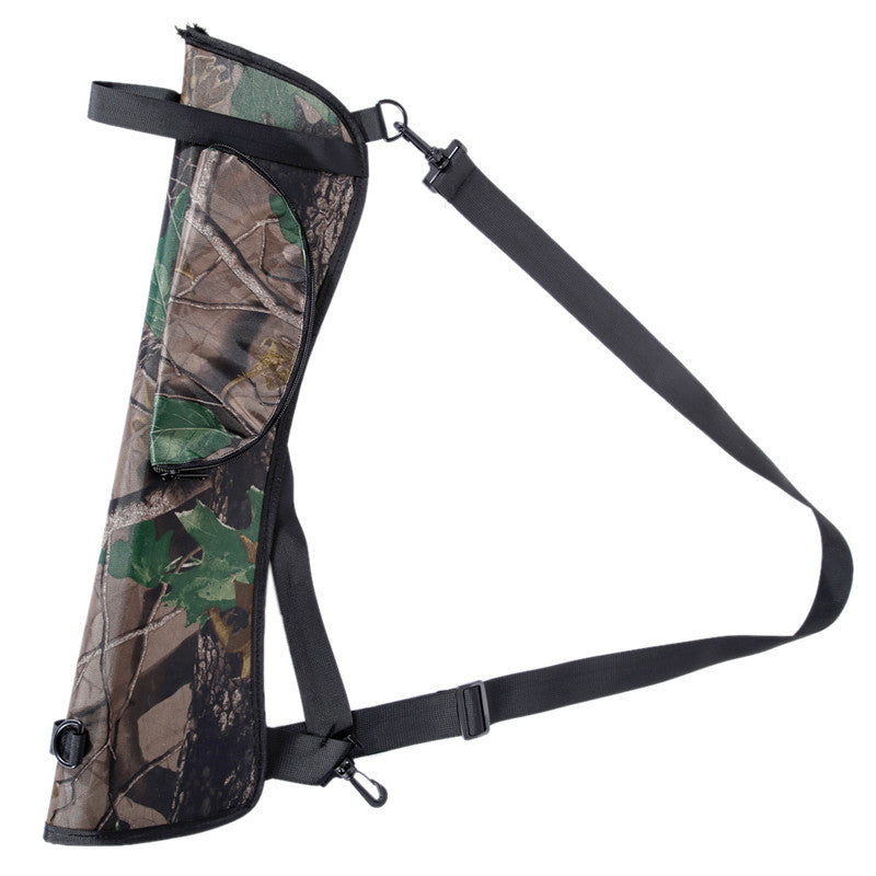 Arrow Bow Bag Waist Bags Target Hunting Archery Quiver Back Hip Bags Arrow Bow Holder Storage Pouch Outdoor Hunting Accessories