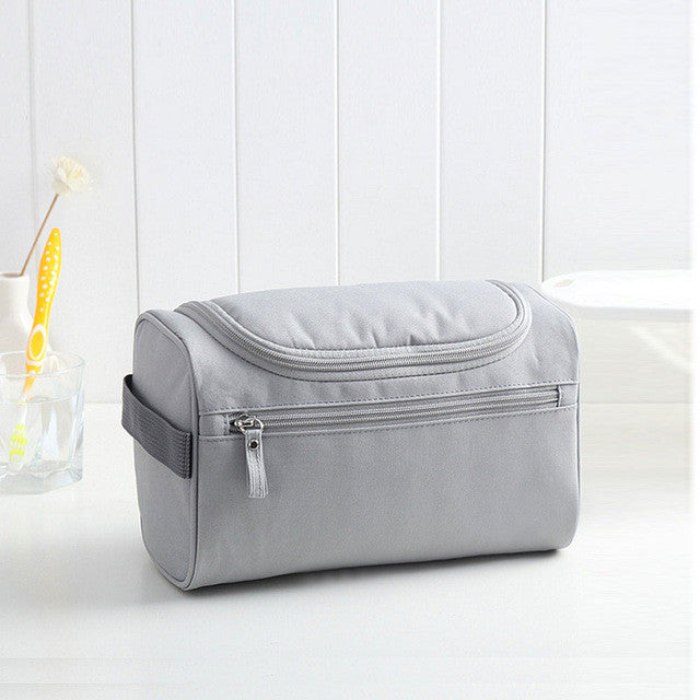 5aeba56728ff Makeup bag Cheap Women Bags Men Large Waterproof Nylon Travel Cosmetic Bag  Organizer Case Necessaries Make Up Wash Toiletry Bag