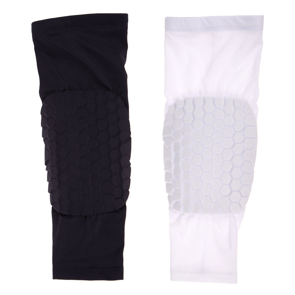 Outdoor Sports Knee Pad Crashproof Antislip Basketball Leg Long Knee Sleeve Support Leggings Protection Running Cycling Kneecap