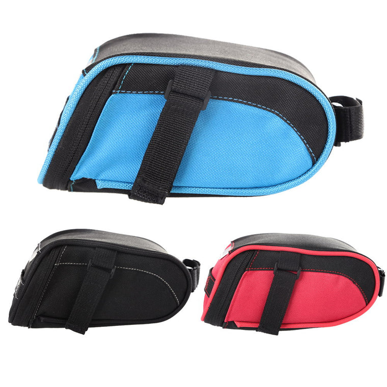 Waterproof Bike Bag New Bicycle Saddle Bags Bike Rear Seat Tail Bag Cycling Pouch For Cellphone Stuff Bicycle Accessories