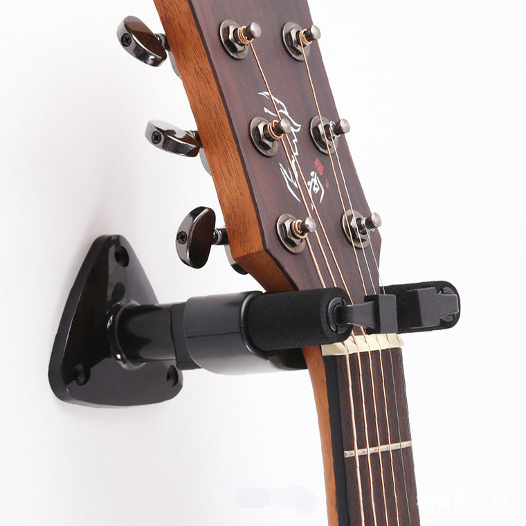 Guitar Wall Mount Stand Hook Fits Most Bass Accessories Electric guitar wall bracket /hook Various sizes of guitar architecture
