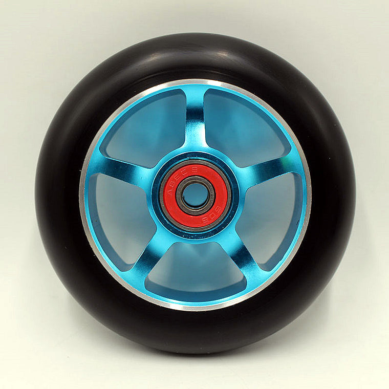 2PCS free shipping! 100mm scooter wheels