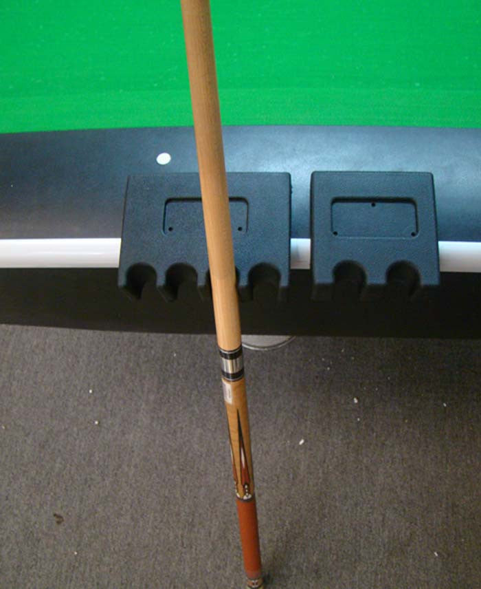 New Rubber Billiards Pool Snooker Table Cue Rack 2pcs/4pcs Table Cue Rack Billiards supplies Carom Table Cue Racks