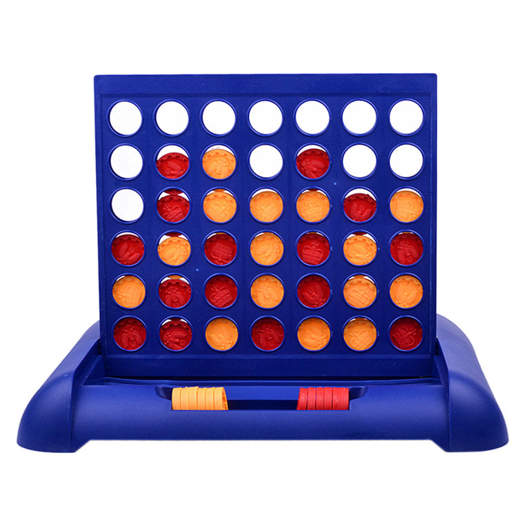 Sports Entertainment Connect 4 Game Children's Educational Board Game Toys for for Kid Child Sports Entertainment