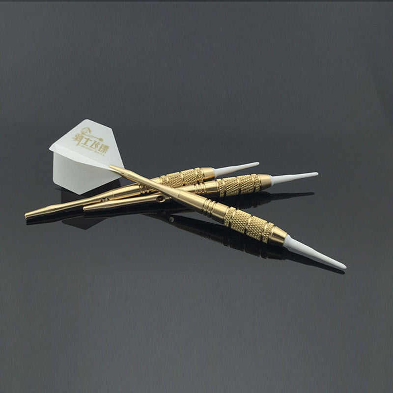 18G 3pcs/set  Professional  Needle Flights steel, copper, aluminum shaft Soft tip dart electronic darts