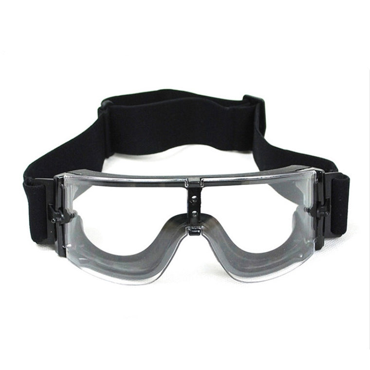Safety Goggles Tactical Glasses Airsoft Skiing Sunglasses Eye Glasses Goggles Motor Eyewear Cycling Riding Eye Protection