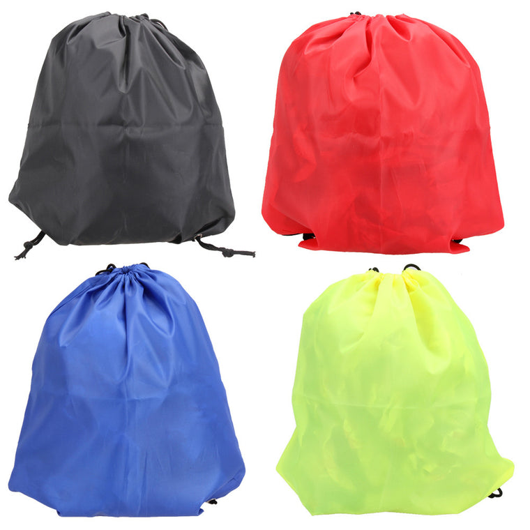 Waterproof Backpacks Swimming Sports Bag Drawstring Storage Bags Laundry Shoe Gym  Beach Travel Portable Shoulder Bags
