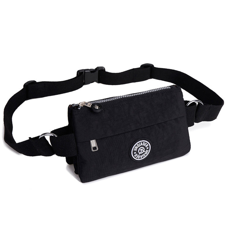 JINQIAOER Fashion Waist Bags Nylon Casual Women's Belt Shoulder Bags Female Chest Utility Packs Pest Fanny Pack Bags