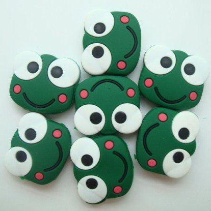 (5pcs/lot)Frog prince vibration dampener nice looking/tennis racket/tennis racquet