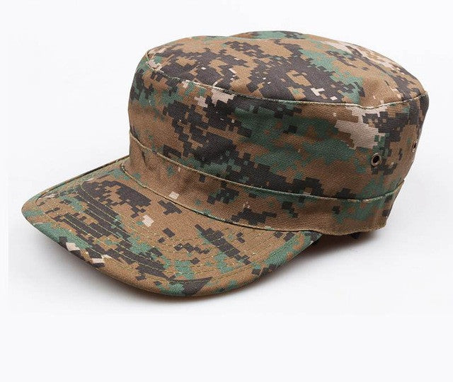 Tactical Cap Military Outdoor Camping Hiking Snapback Hat Men Hunting Moutaineering Cycling Hats