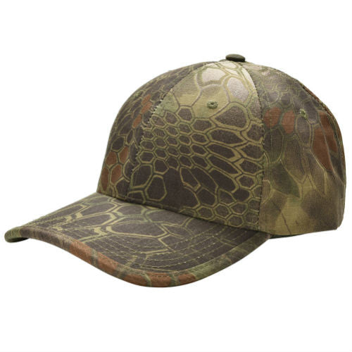 3 Colors Adjustable Retro Camo Outdoor Hunting Fishing Army Adult Caps 1 Pc Men Military Camouflage Baseball Cap