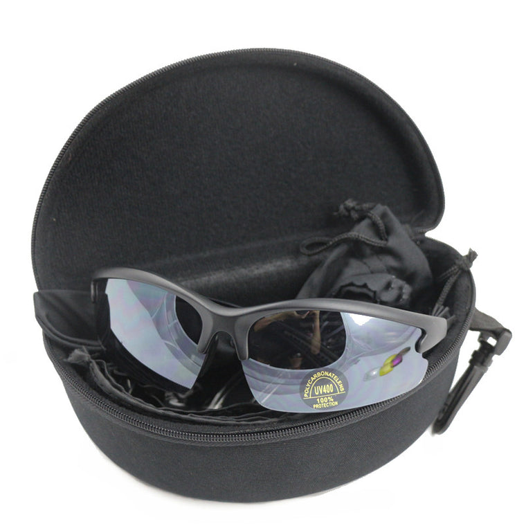Unisex Top Quality C3 Sunglasses Men UV400 Protective Glasses Hunting Camping Travelling Goggles