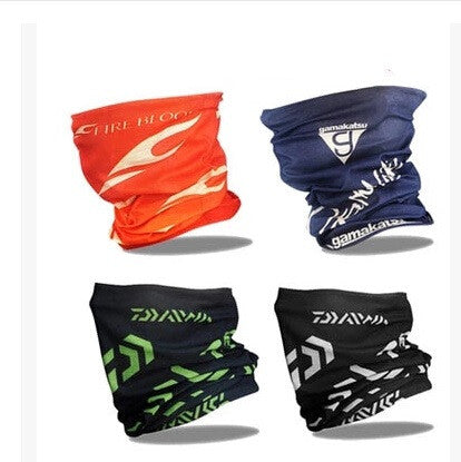 Wholesale outdoor Magic scarf windproof Sunscreen seamless Variety for Cycling Climbing Fishing with 7 colors free ship