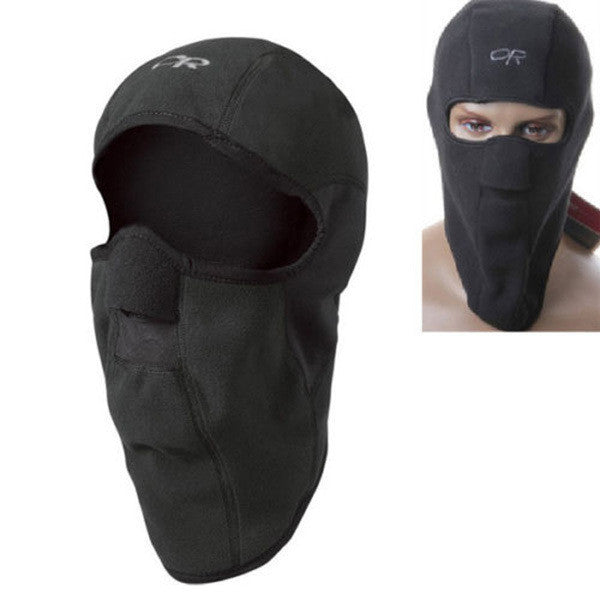TOP CS counter-terrorism warm mask Motorcycle Thermal Fleece Balaclava Neck Winter Ski Full Face Mask Cap Cover Hiking Scarves