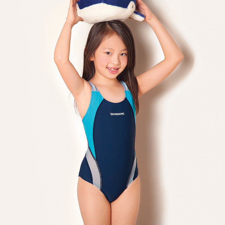 Kids Swimmer girls bathing Diving suit infantil swimwear for girls bathers children one piece swimwear girl sport swimsuit