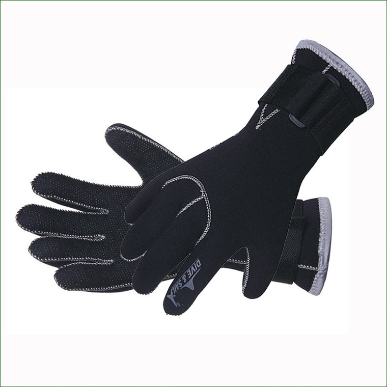 DG02 Professional 3MM Neoprene Diving Gloves Swimming Keep warm gloves Spearfishing Gloves For Swimming and Diving Spearfishing