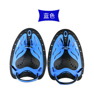 paddles Swimming diving webbed hands necessary professional training swimming paddles both men and women