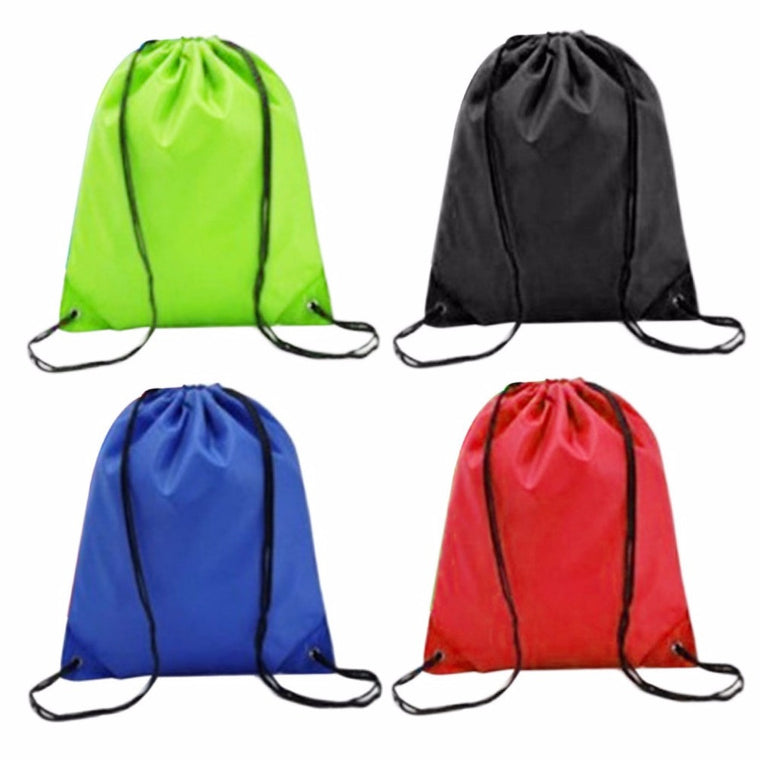 Cheap 41cmx33cm 4 Colors Waterproof Swimming bag Drawstring Beach Bag Sport Gym Swim Dance  Backpack Free Shipping