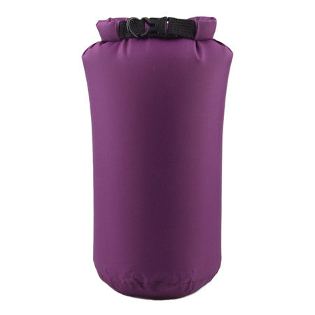 6colors 8L Waterproof Bag Storage Dry Bag for Canoe Kayak Rafting Sports Outdoor Camping Travel Kit Equipment Admission bag