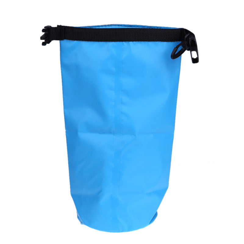 2L Portable Ultralight Sports Waterproof Dry Bag Backpack For Floating Boating Kayaking Camping Rafting