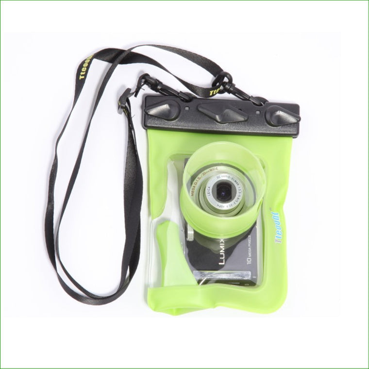 PT-012C Newest waterproof compact Digital Camera bag Underwater Bag Waterproof with soft lens within 20m water