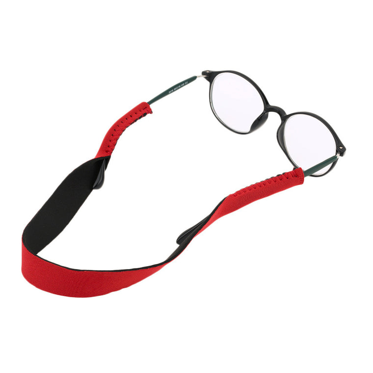 Glasses Accessories Super Soft Elastic Glasses Lanyard Chain Slip-resistant Outdoor Sports Eyeglasses String Band Holder