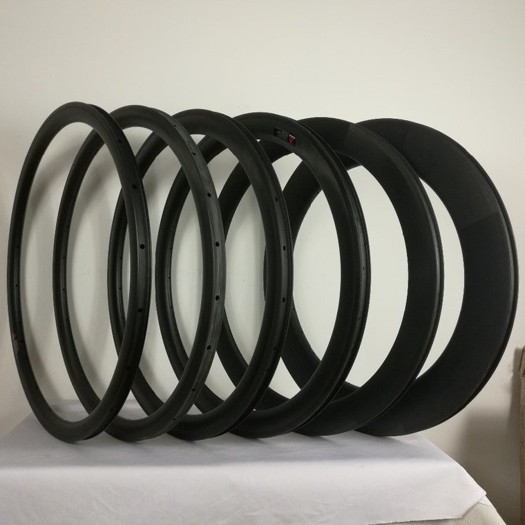 soloteam wheels Custom decals 30/35/38/45/50/60/80/88mm clincher carbon rim 700C bicycle tubular rims free shipping