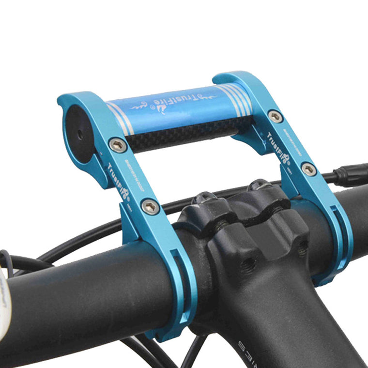 Bicycle MTB bike Cycling handlebar New HE01 extensions mount extender holder Light Lamp Flashlight Bracket
