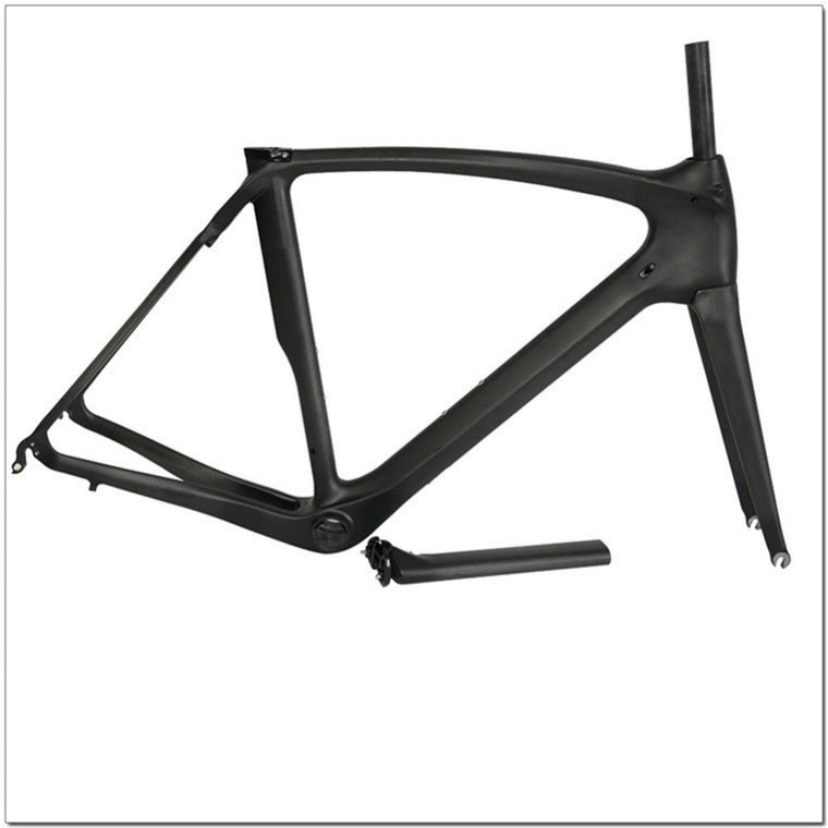 New Mold , Full Carbon Road Bike Frame, FASTEAM Model Racing Bicycle carbon Frameset